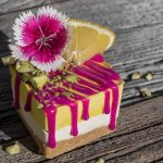 Raw vegan lemon squares recipe